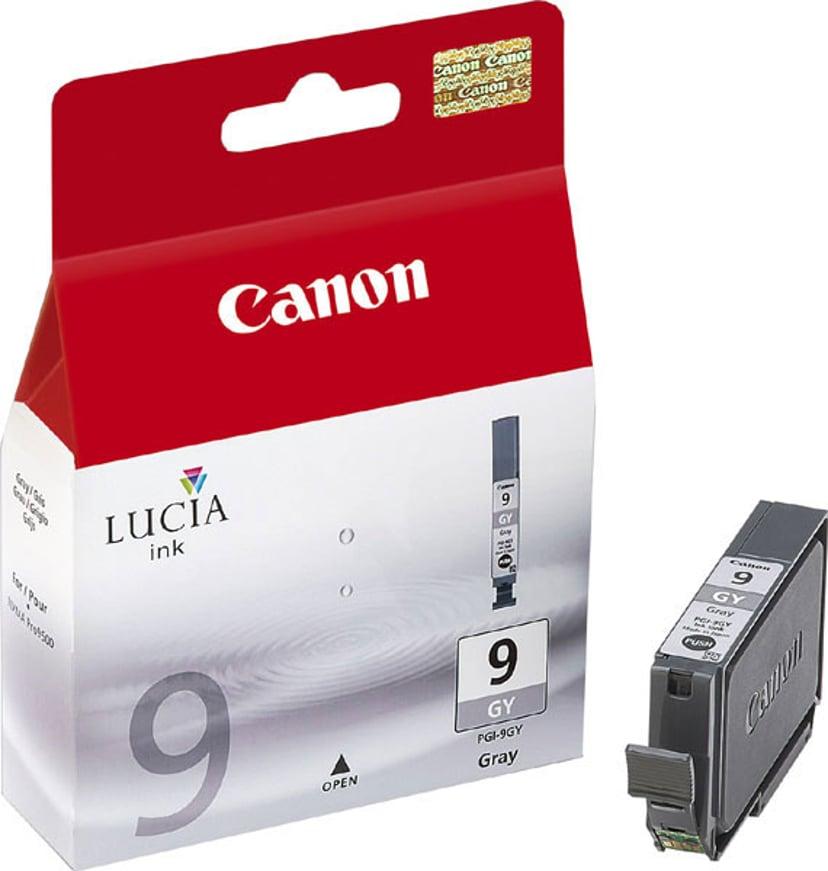 Canon Muste Harmaa PGI-9GY - PRO9500