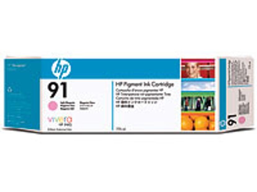 HP Bläck Ljus Magenta No.91 - Z6100 775ml