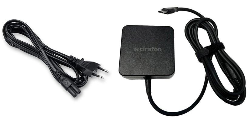 Cirafon USB-C Laddare 65W