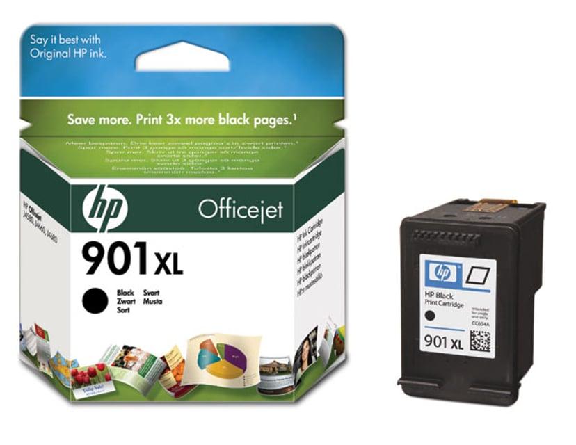 HP Blekk Svart No.901XL - J4580