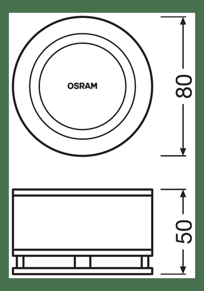 Osram Automotive Airzing Mini Luftrenare