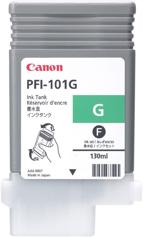 Canon Blæk Grøn PFI-101G - IPF5000