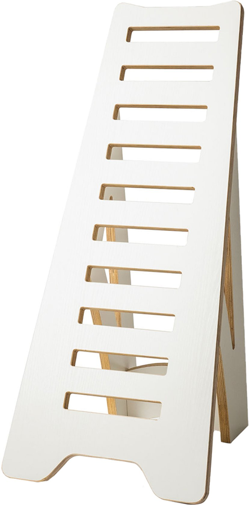 Prokord Sit To Stand Desk Wood White
