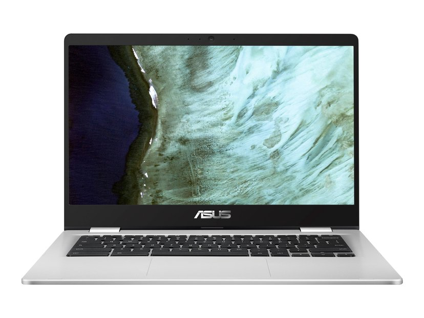 "ASUS Chromebook Celeron 4GB SSD 32GB 14"""