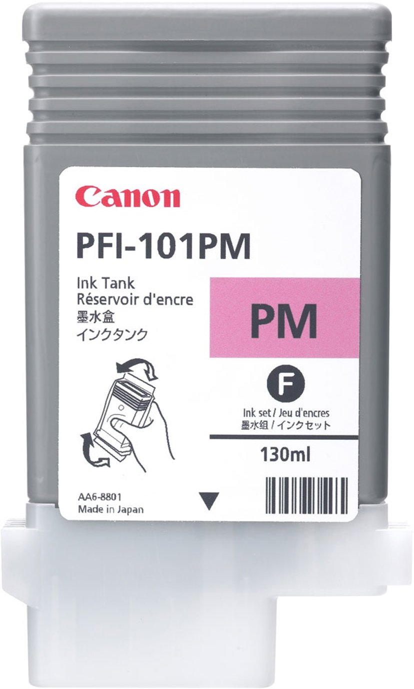 Canon Blæk Foto Magenta PFI-101PM - IPF5000