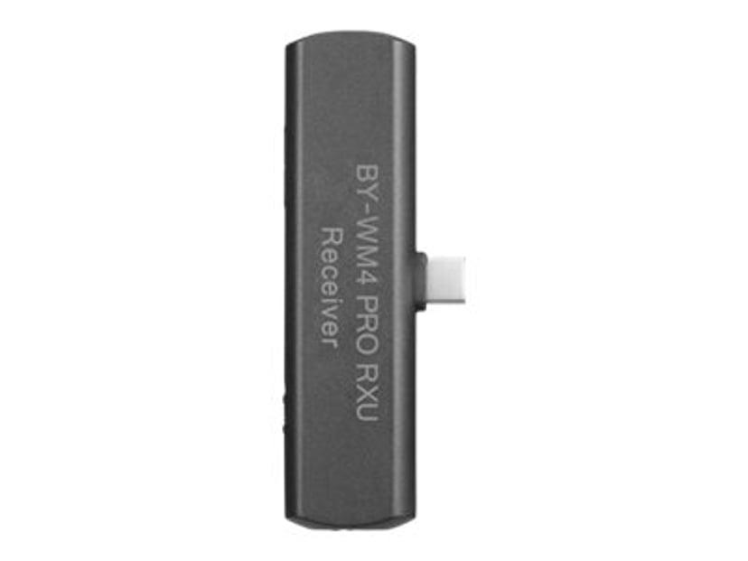 Boya BY-WM4 PRO K5 Trådlöst Mikrofonsystem för USB-C-Enheter