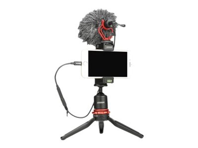 Boya BY-K3 3.5mm TRRS to Lightning Audio Adapter