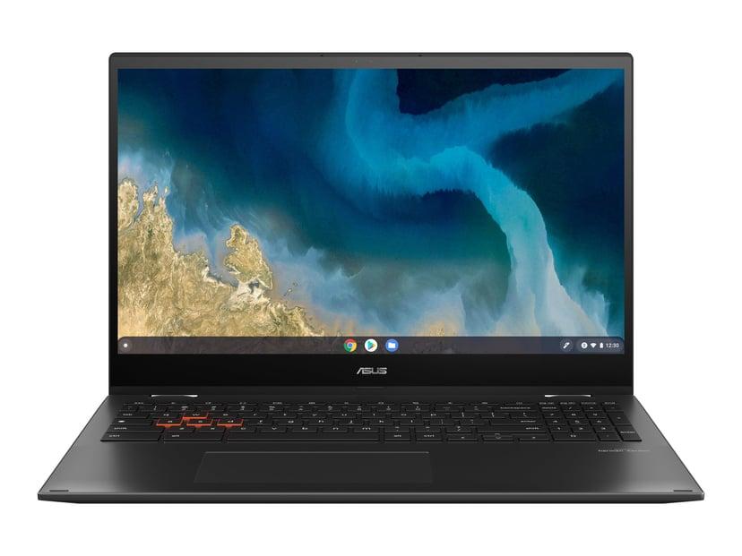 "ASUS Chromebook Flip CM55 Ryzen 5 8GB SSD 128GB 15.6"""