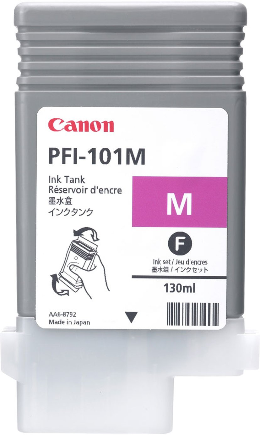 Canon Blekk Magenta PFI-101M - IPF5000
