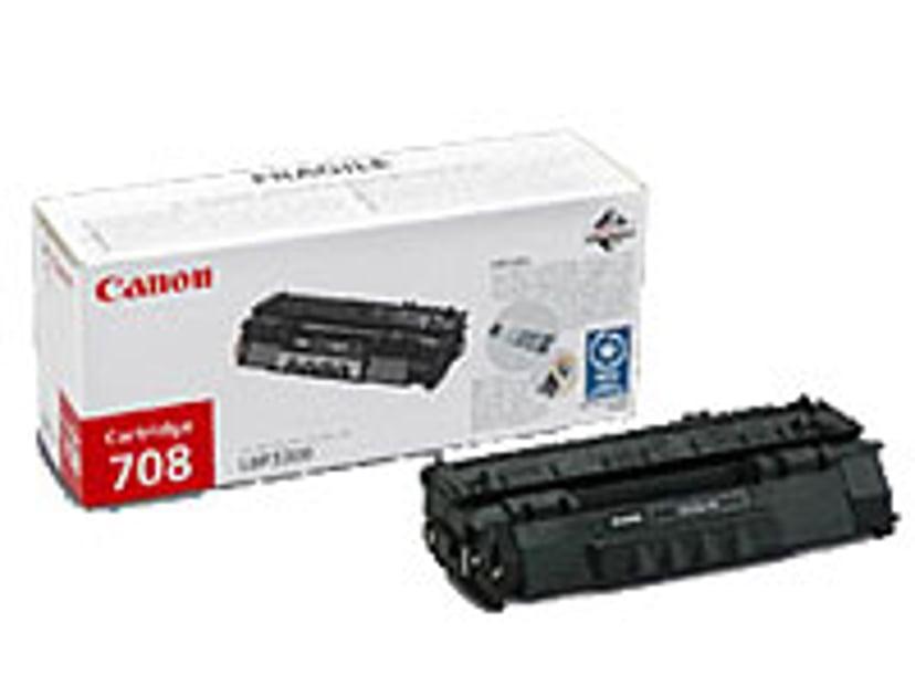 Canon Värikasetti Musta CRT-708H - 6k - LBP3300/3360