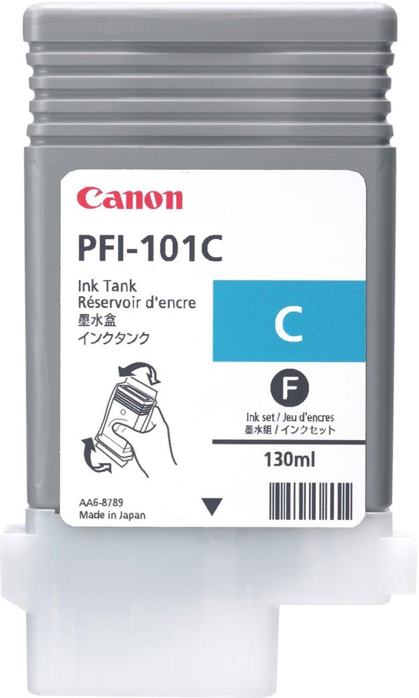Canon Blæk Cyan PFI-101C - IPF5000