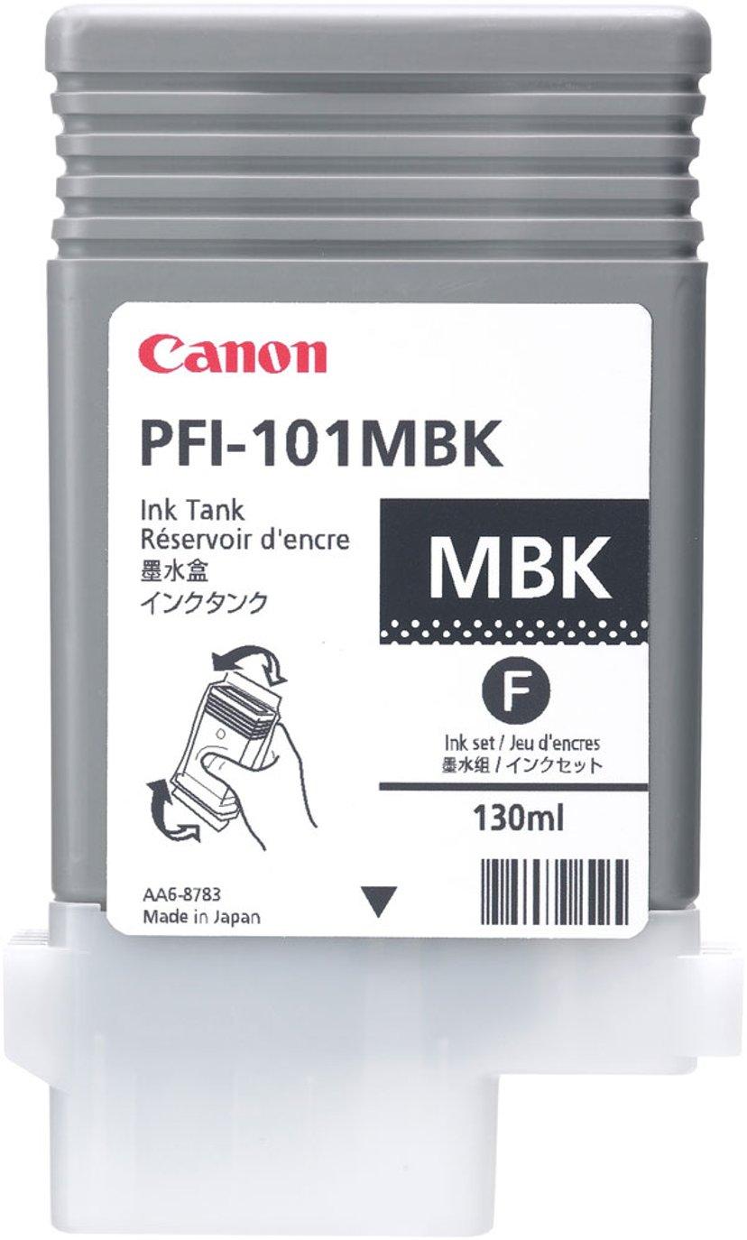 Canon Bläck Matt Svart PFI-101MBK - IPF5000