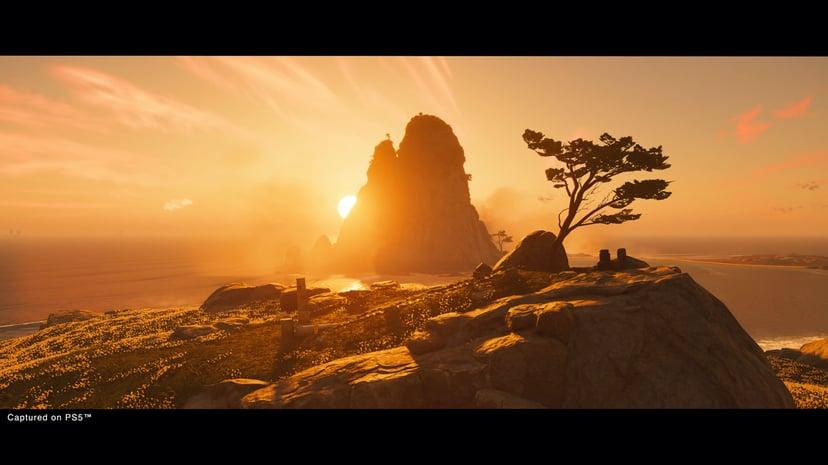 Sony Ghost of Tsushima Director's Cut
