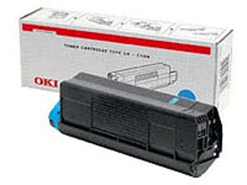 OKI Värikasetti Musta 3k - B4400/4600