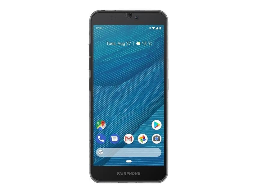 Fairphone FP3 64GB BLACK #demo 64GB Dual-SIM Mörk genomskinlig