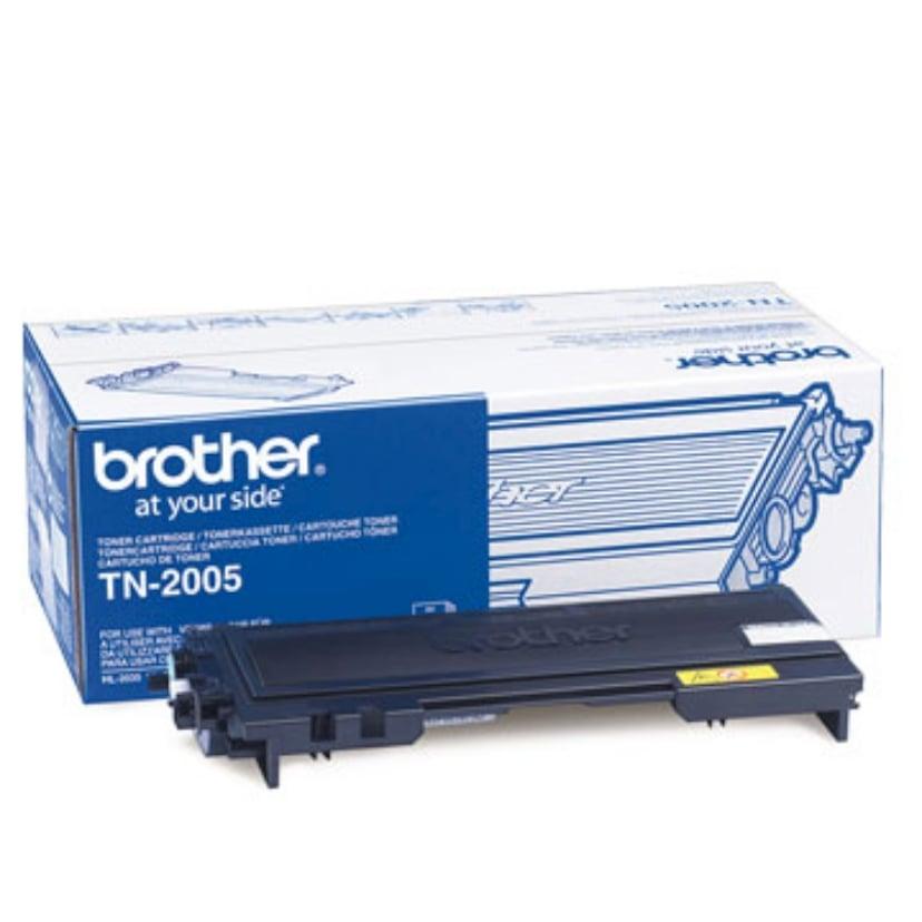 Brother Toner Zwart TN-2005 - 1.5k - HL2035