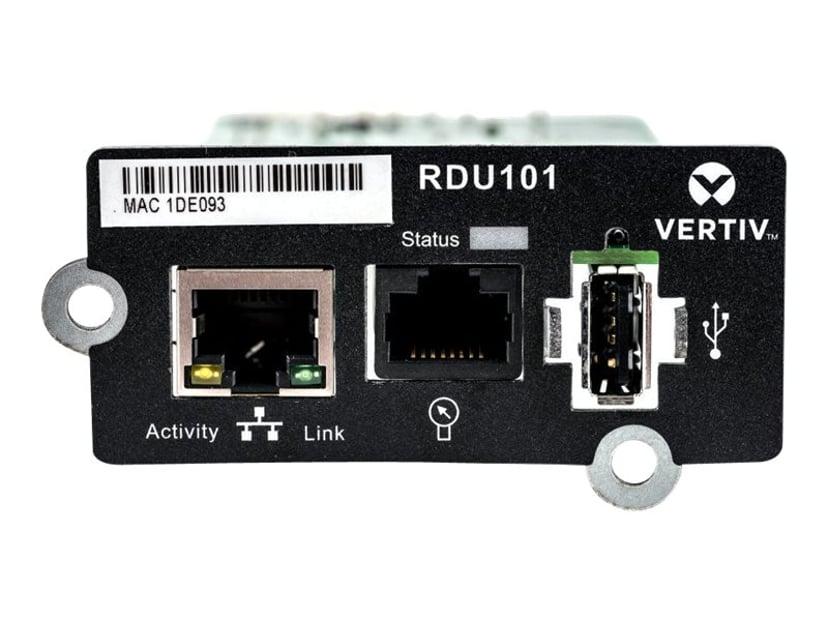 Vertiv RDU101 Liebert Intellislot Communications Card