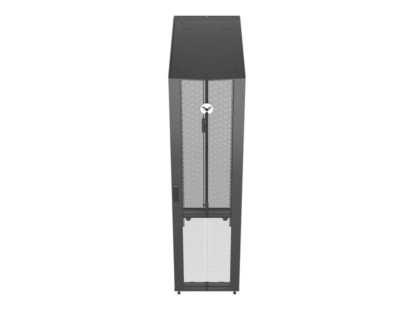 Vertiv VR3307 19' 48U 60X120 Svart