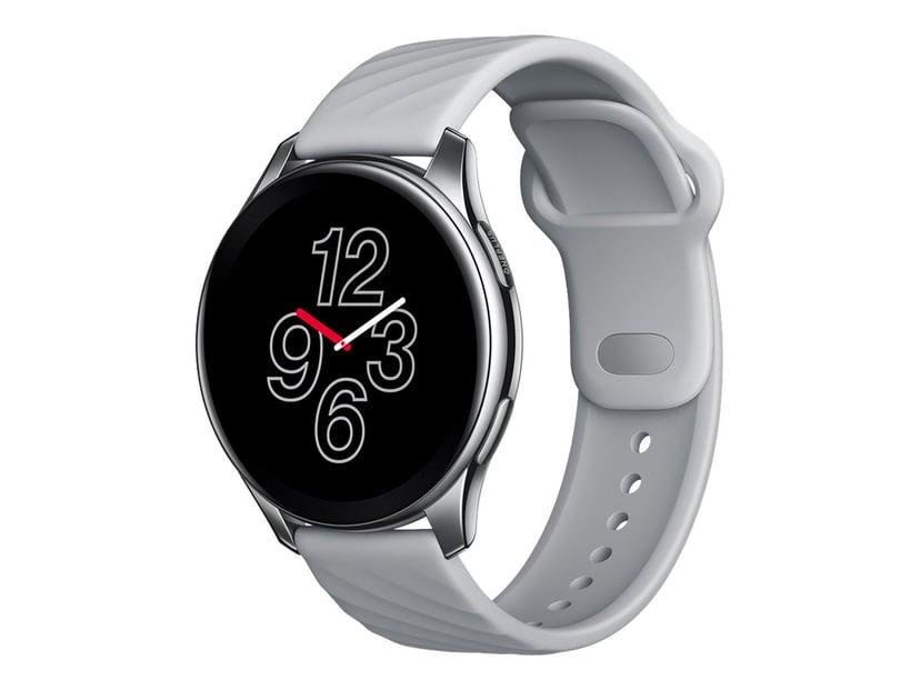 OnePlus WATCH MOONLIGHT SILVER #demo