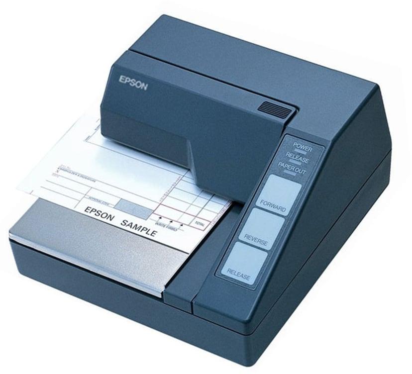 Epson Kvittoskrivare TM-U295 Seriell Svart