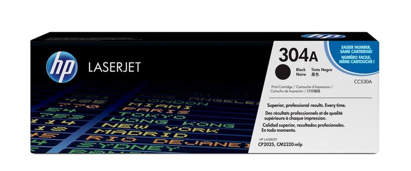 HP Toner Svart 3.5K - CC530A