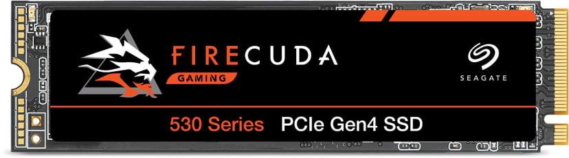 Seagate FireCuda 530 ZP1000GM3A013 1000GB M.2 2280 PCI Express 4.0 x4 (NVMe)