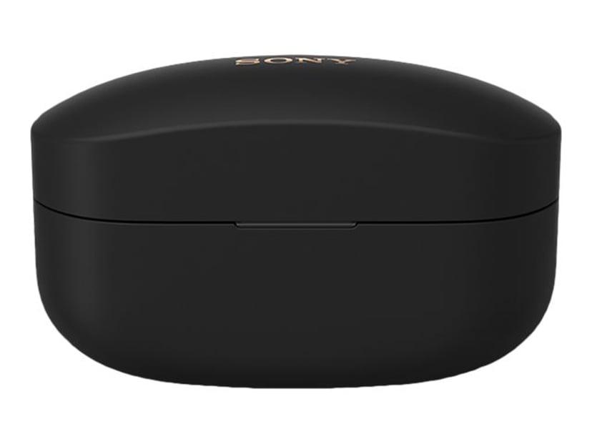 Sony WF-1000XM4 trådløse og støydempende ørepropper Svart