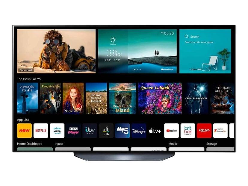 """LG OLED55B16LA 55"""" 4K OLED SMART-TV"""
