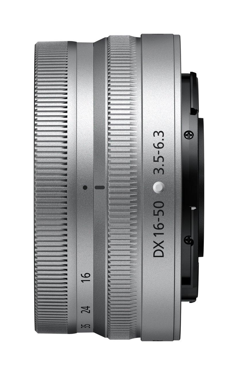 Nikon NIKKOR Z DX 16-50mm f/3.5-6.3 SE VR