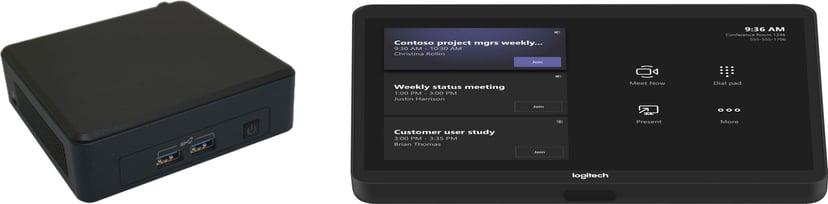 Logitech Tap baspaket för Microsoft Teams