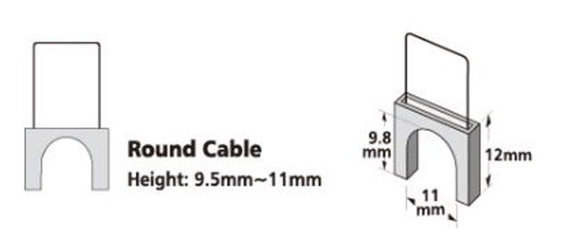 Direktronik Kabelklammer till 5011249749