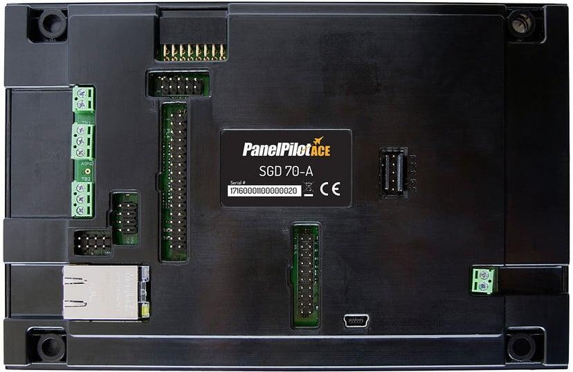 "Lascar Electronics PanelPilot SGD 70-A 7"" Touch Screen Controller"