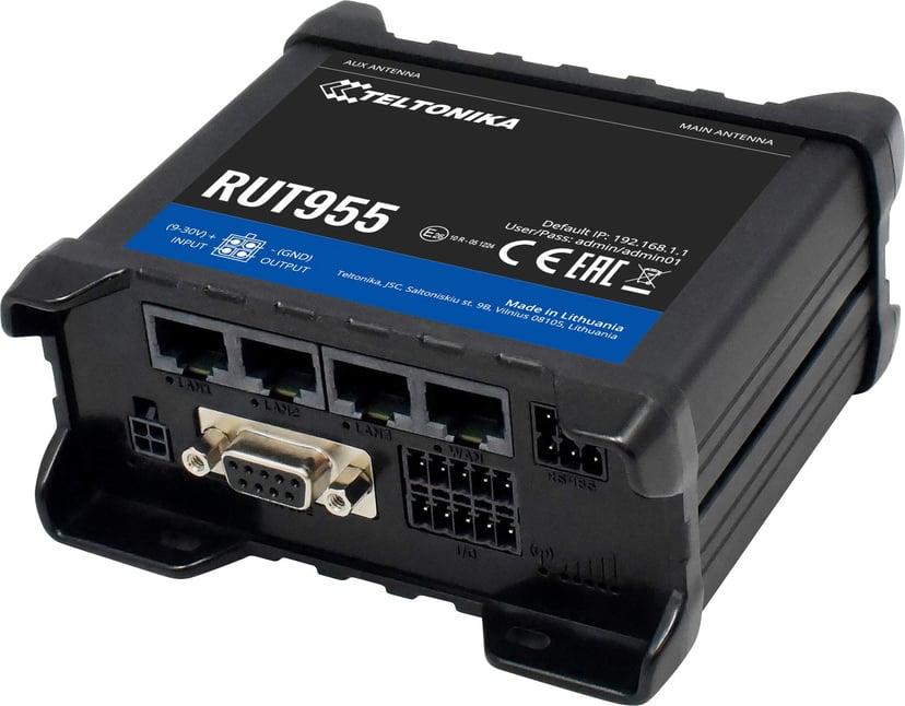 Teltonika RUT955 Dual Sim LTE Wireless Router