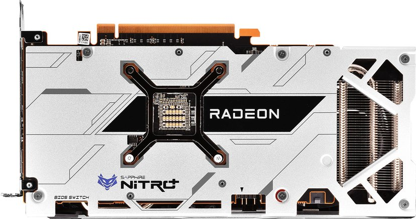 Sapphire Radeon 6600 Xt Nitro+