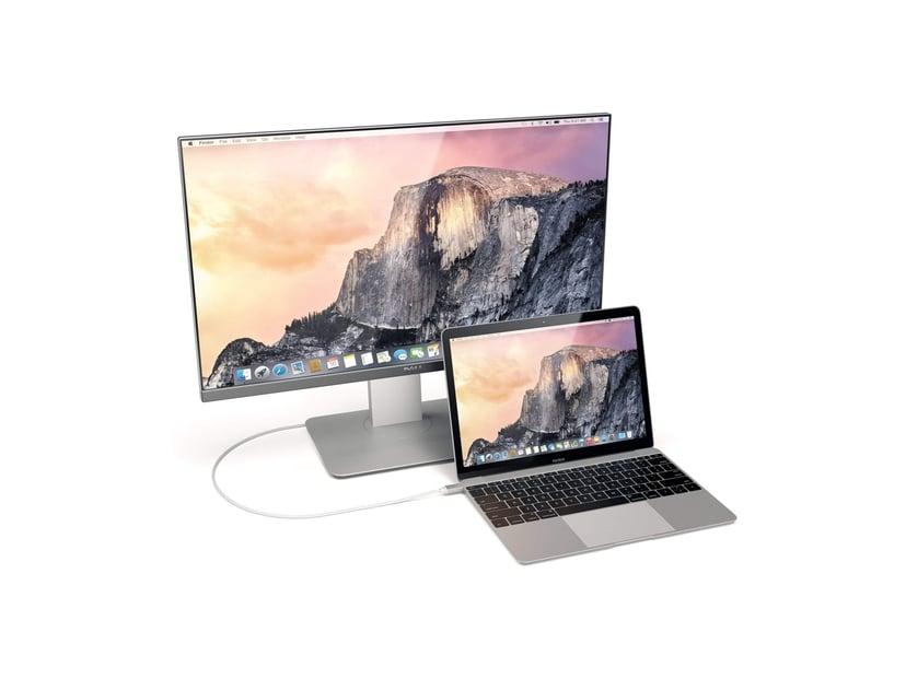 Satechi ST-CHDMIS USB-C Kontakt HDMI Hane 1.83m