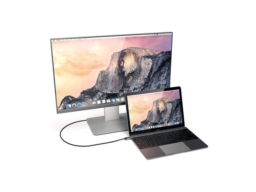 Satechi ST-CHDMIM USB-C Kontakt HDMI Hane 1.83m