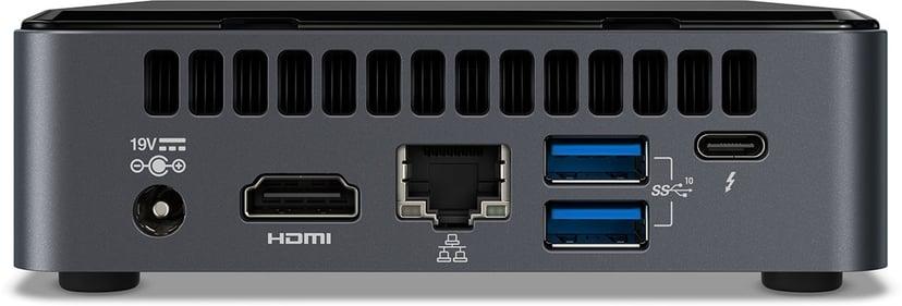 Intel Next Unit of Computing 10 Performance kit I7-10710U