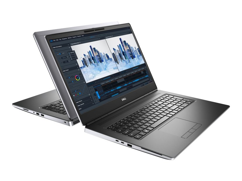 """Dell Precision 7760 Core i7 16GB 512GB SSD 17.3"""" RTX A3000"""