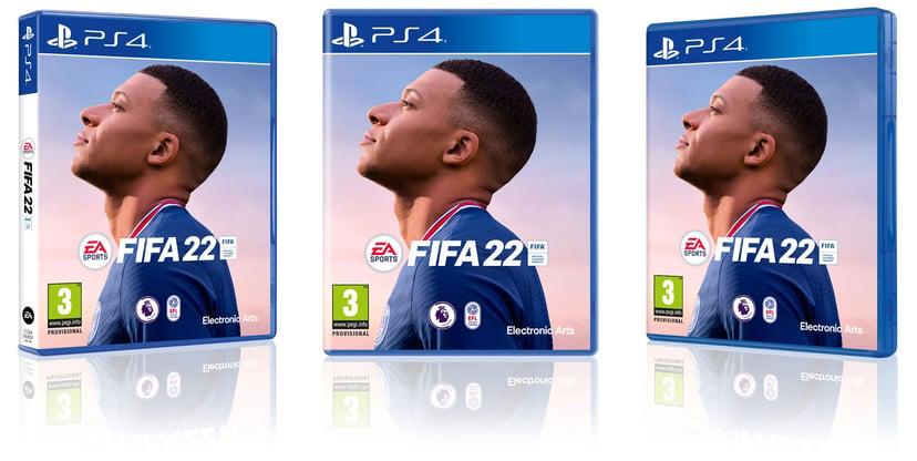 EA Games FIFA 22 Sony PlayStation 4