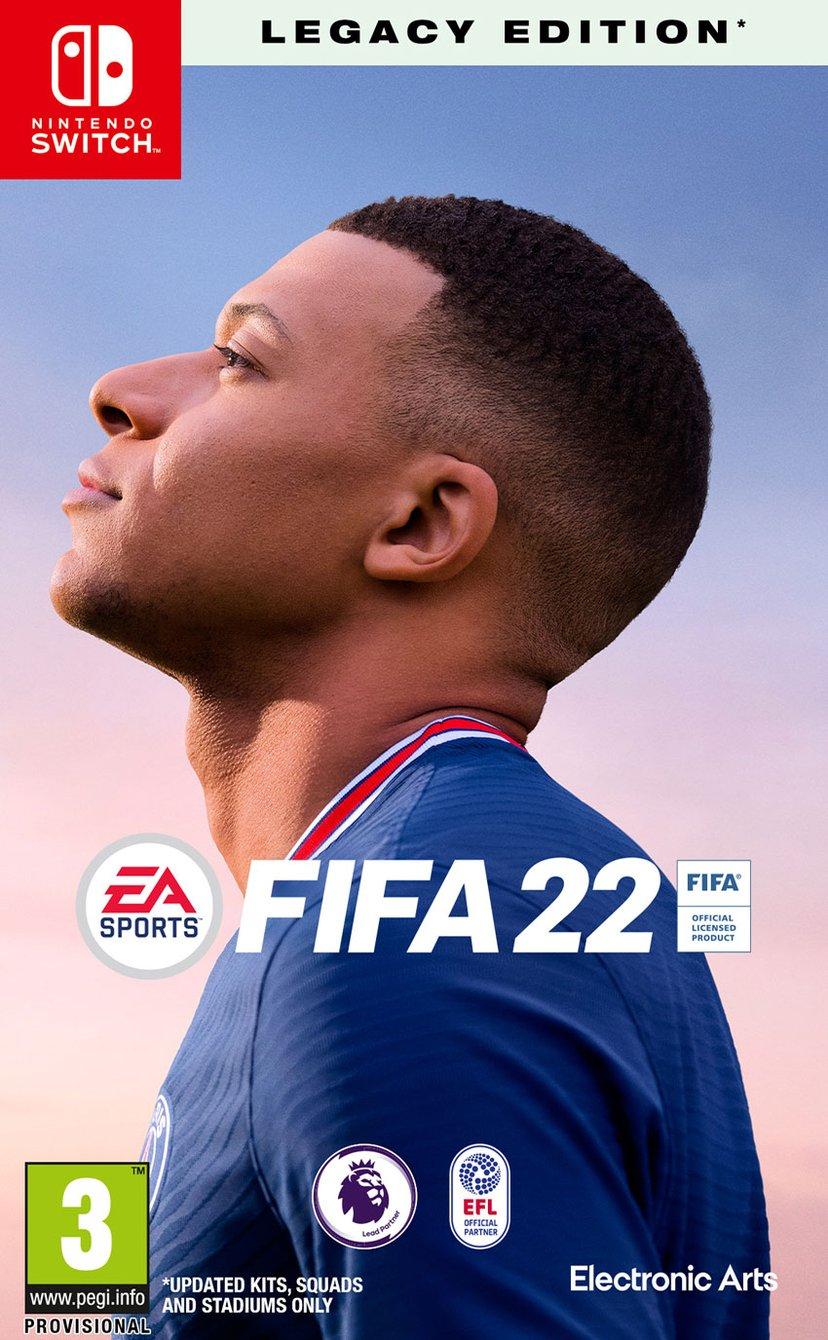 EA Games FIFA 22 Nintendo Switch