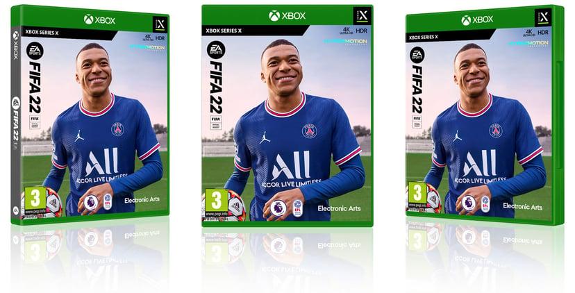 EA Games FIFA 22 Microsoft Xbox Series S, Microsoft Xbox Series X