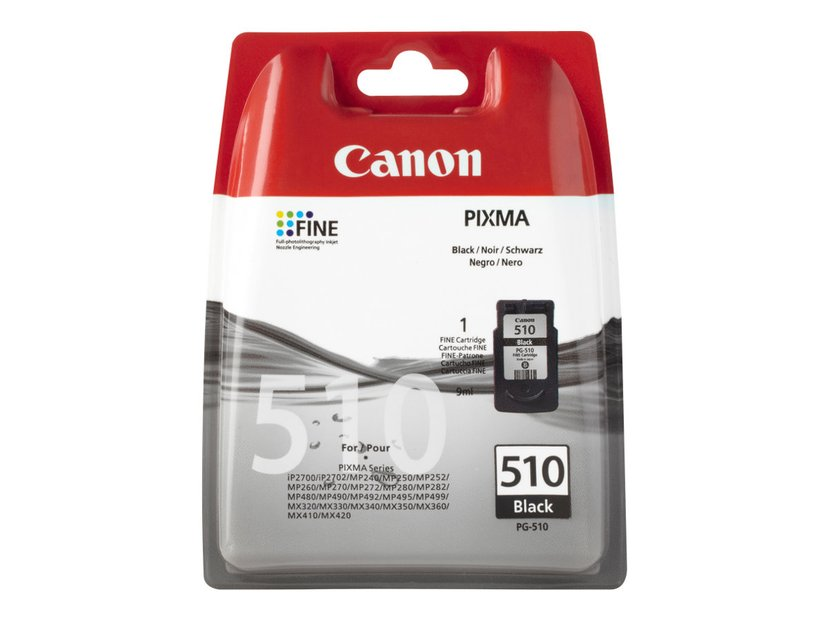 Canon Inkt Zwart PG-510