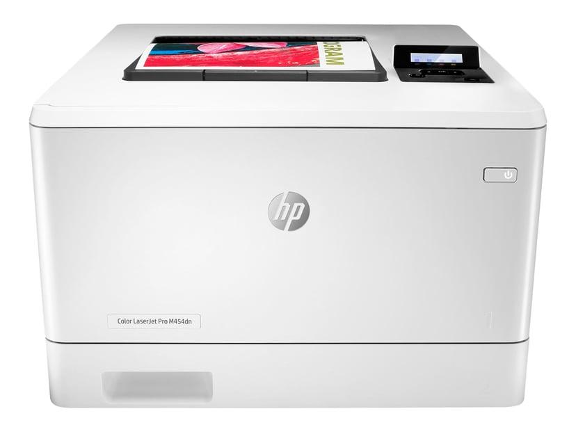 HP COLOR LASERJET PRO M454DN A4 #demo