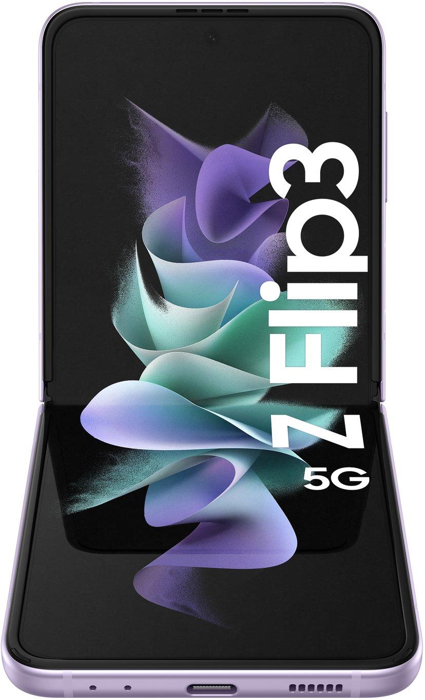 Samsung Galaxy Z Flip3 128GB Dual-SIM Lavendel