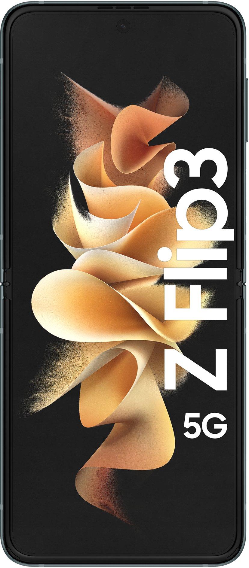 Samsung Galaxy Z Flip3 128GB Dual-SIM Grön