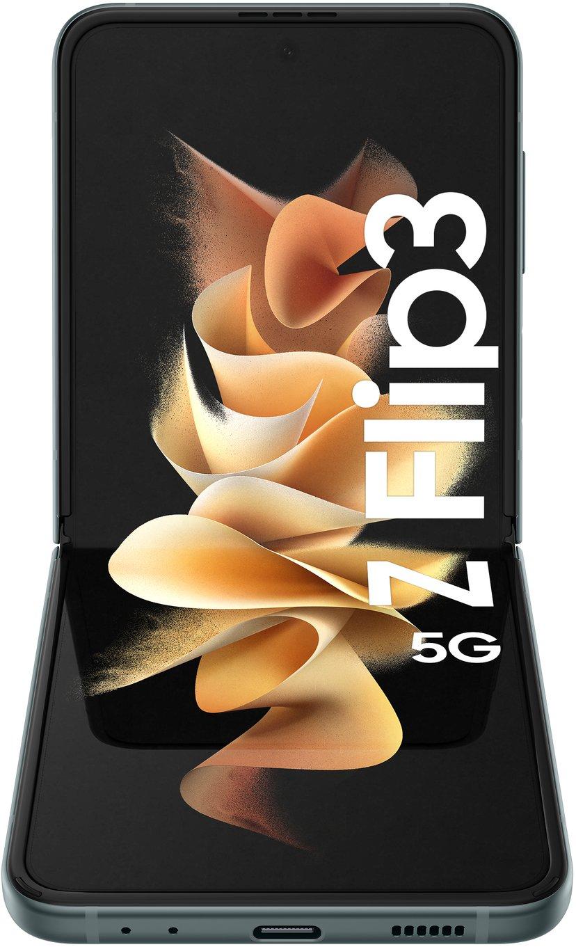 Samsung Galaxy Z Flip3 256GB Dual-SIM Grön