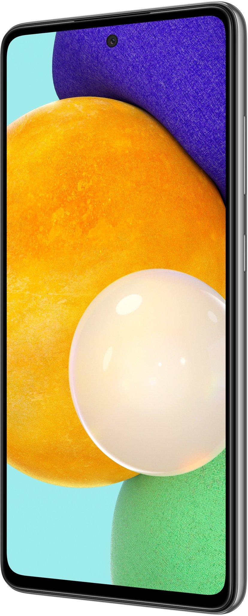Samsung Galaxy A52 5G Enterprise Edition 128GB Dual-SIM Fantastisk svart
