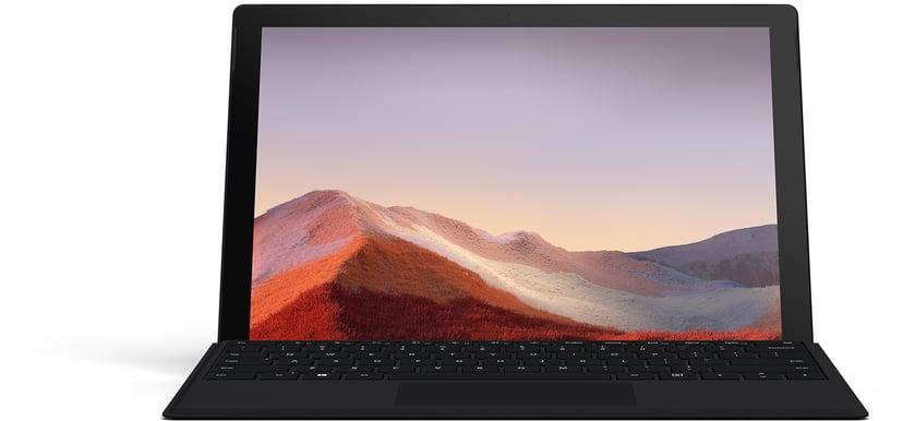 """Microsoft Surface Pro 7 inklusive TypeCover bundle 12.3"""" Core i5 256GB 8GB Mattsvart"""