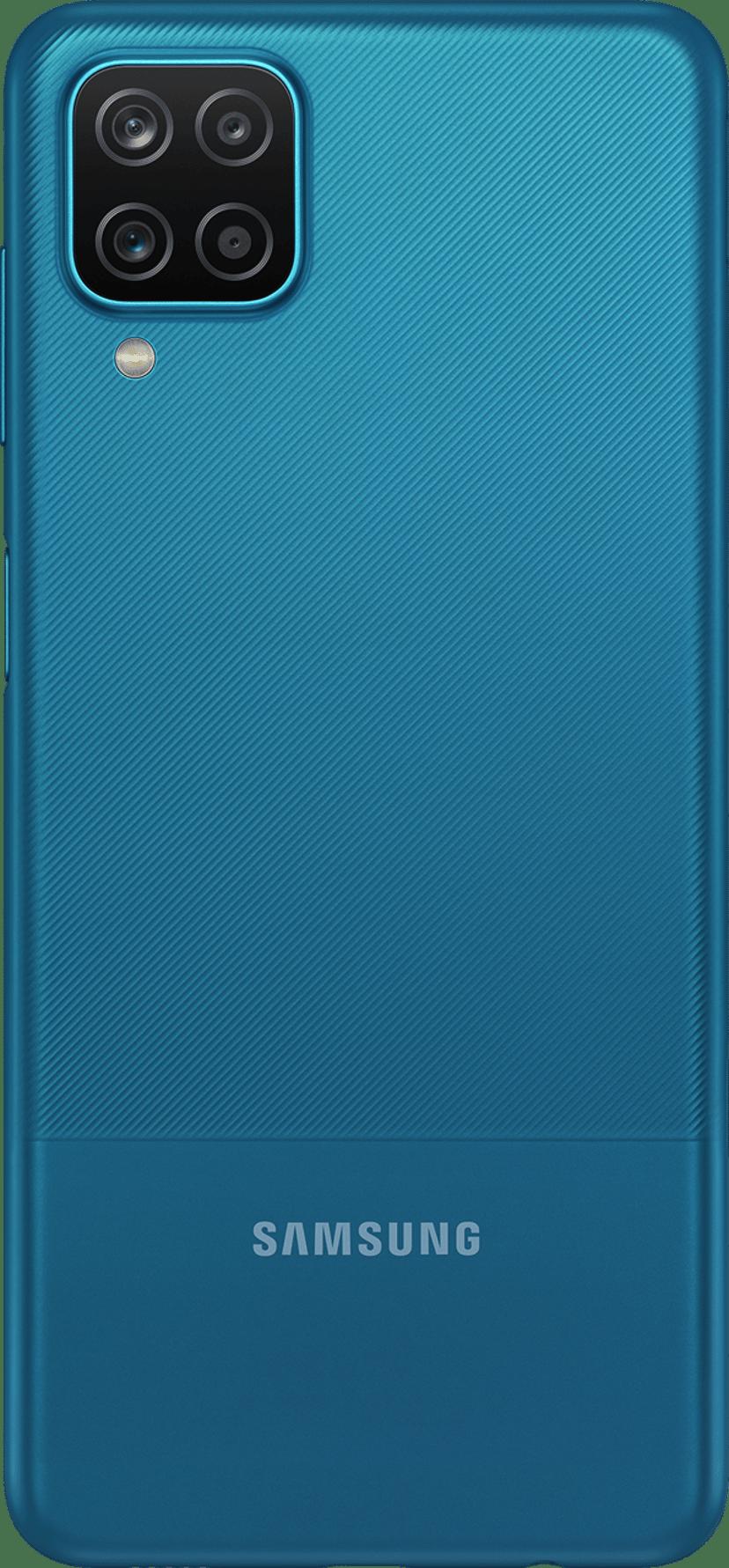 Samsung Galaxy A12 Blue 64GB Dual-SIM Blå