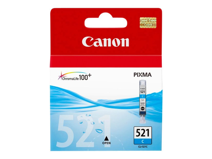 Canon Inkt Cyaan CLI-521C - MP980